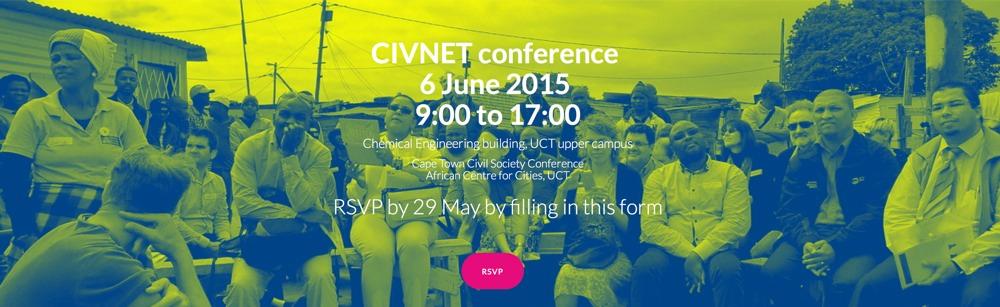 CIVNET Conference logo 129k