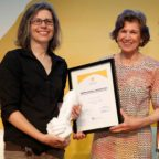Jane Battersby wins price for excellent research on food-security.