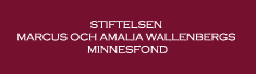 Marcus and Amalia Wallenberg Foundation