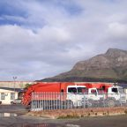 TLR project in Cape Town SA