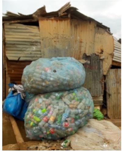 Uganda waste