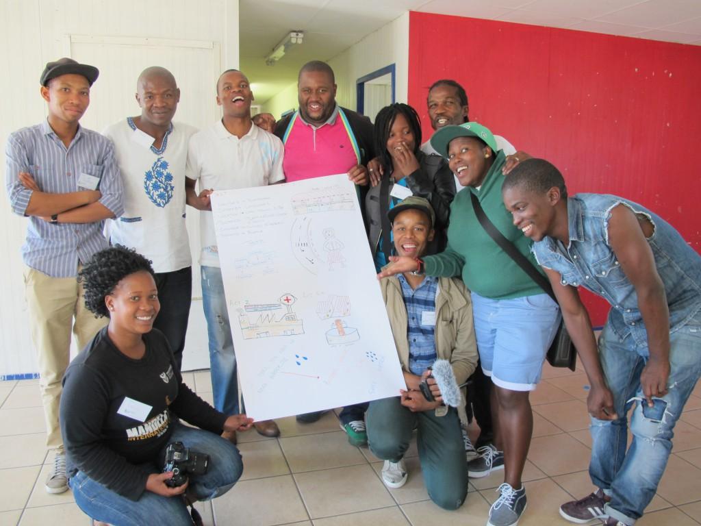 Video project in Khayelitsha 1