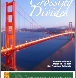 ASEH Conference 2014 SF